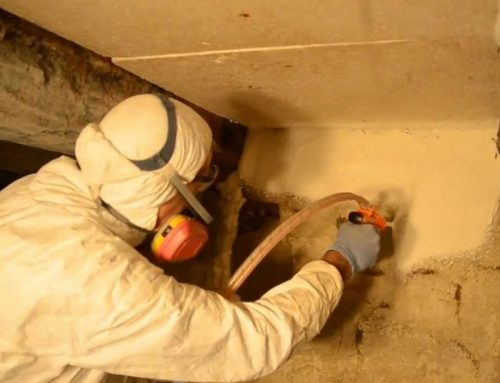 Spray foam insulation is the way to go and here is why